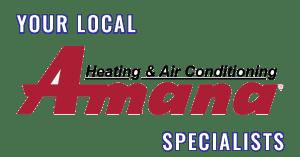 166 1667059 Amana Air Conditioner Logo